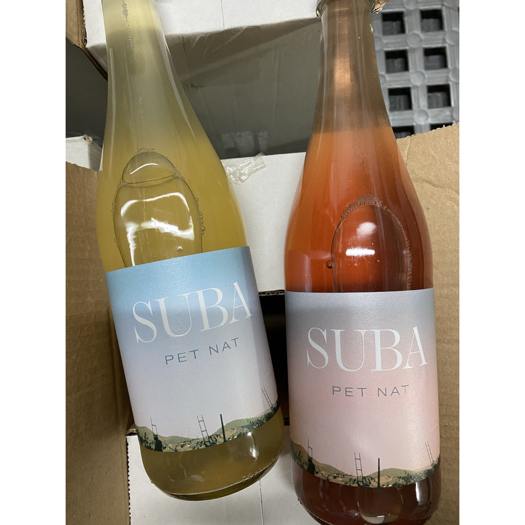 Peluda Suba Pet Nat Branco - Real Portuguese Wine