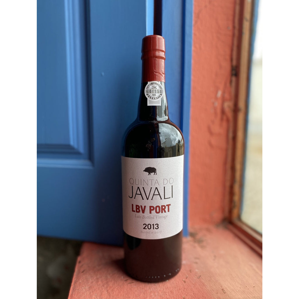 Quinta do Javali LBV Port 2013 - Real Portuguese Wine