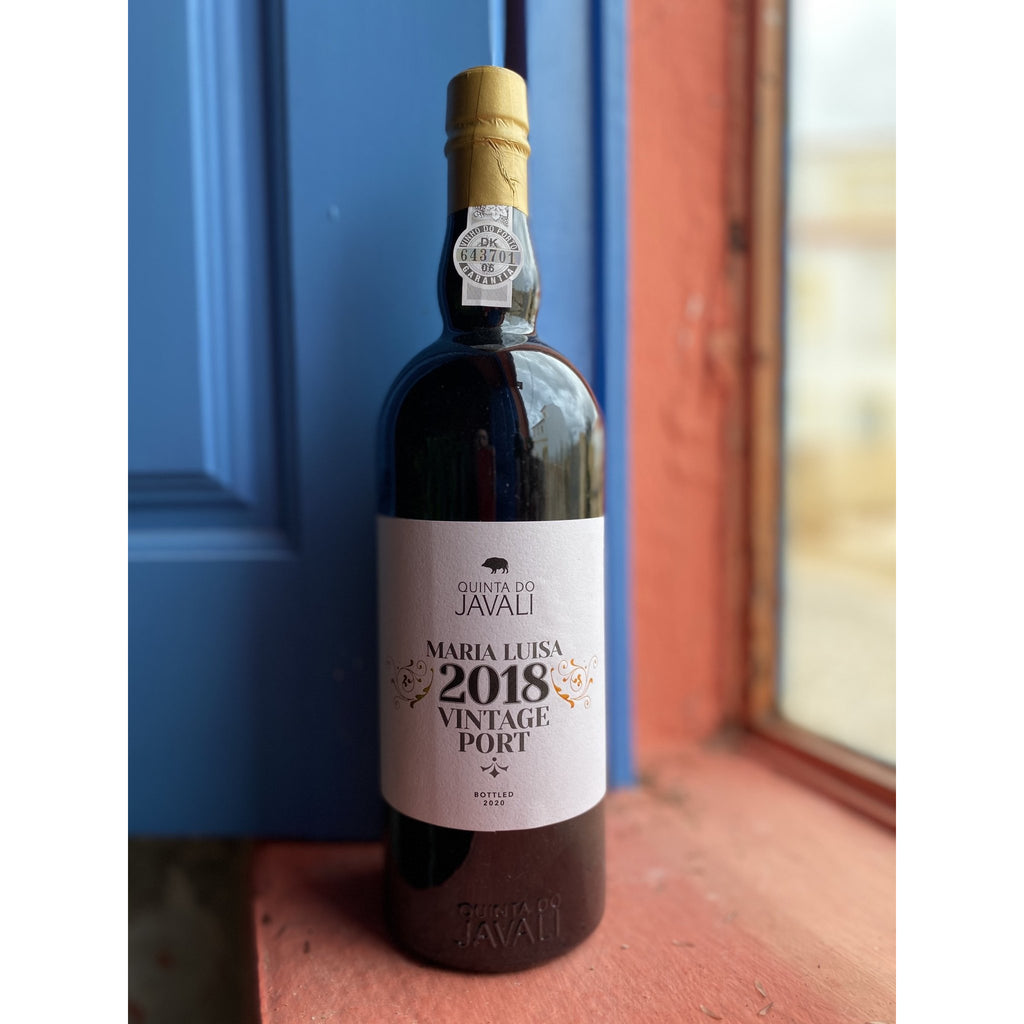 Quinta do Javali Maria Luisa Port Vintage 2018 - Real Portuguese Wine