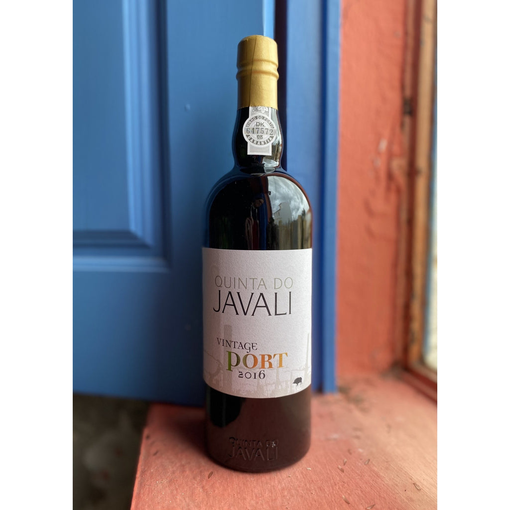 Quinta do Javali Port Vintage 2016 - Real Portuguese Wine
