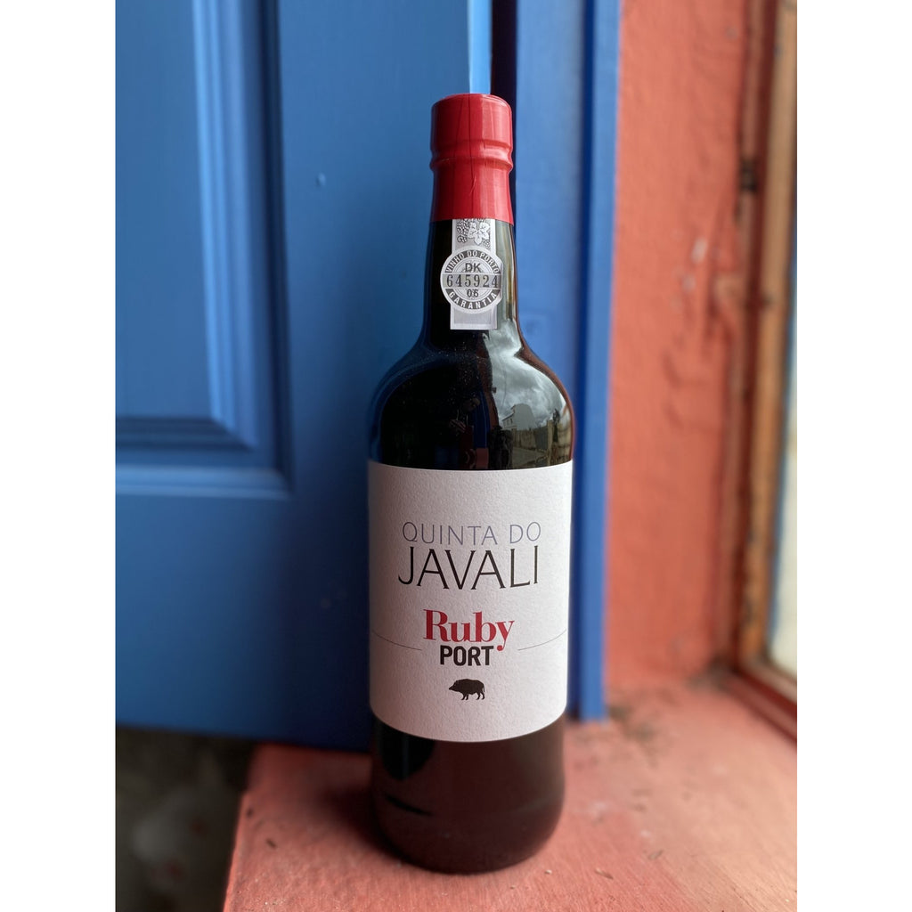 Quinta do Javali Ruby Port - Real Portuguese Wine