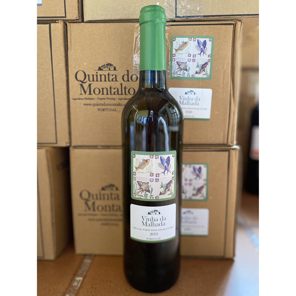 Quinta do Montalto Malhada Branco - Real Portuguese Wine