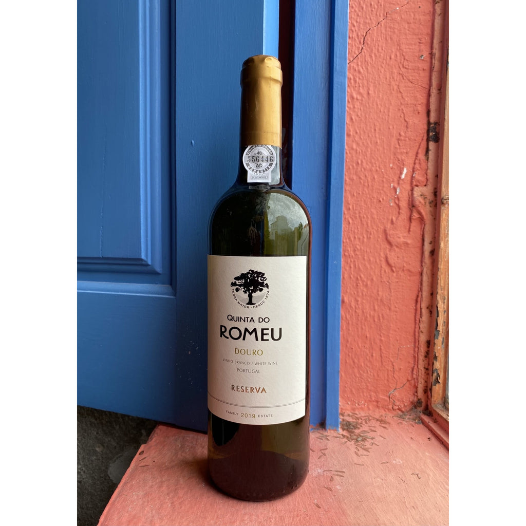 Quinta do Romeu Reserva Branco - Real Portuguese Wine