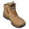 MONGREL BOOTS P SERIES ZIPSIDER SAFETY ANKLE WHEAT