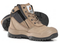 MONGREL BOOTS SC SERIES ZIPSIDER SAFETY ANKLE BUMP TOE STONE