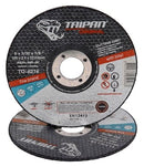 TAIPAN CUTTING DISC STANDARD INOX 125MM 5 INCH x 2.5MM FLAT TO-6274