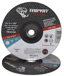 TAIPAN GRINDING DISC ORIGINAL INOX FAST 230MM 9 INCH x 7.0MM TO-6130