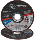 TAIPAN CUTTING DISC INOX ULTRA THIN 125MM 5 INCH x 1.0MM TO-6206