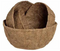 HANGING BASKET LINER MOULDED COCO FIBRE
