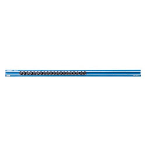 KINCROME LOK-ON™ MAGNET RAIL 1/2 INCH 20 STUD 500MM K27091