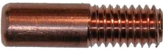 WELDCLASS MIG TIPS BINZEL M5x5 0.9MM 5 PACK P3-BT509