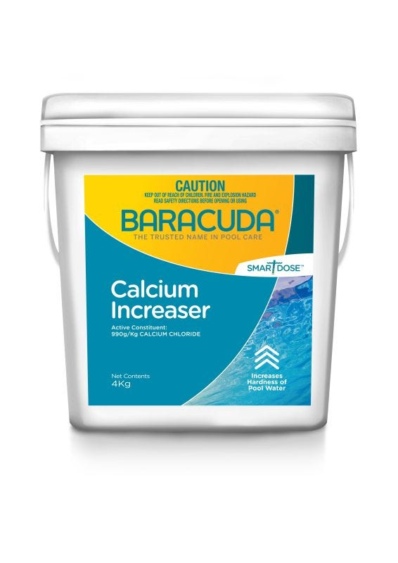 BARACUDA CALCIUM INCREASER 4KG