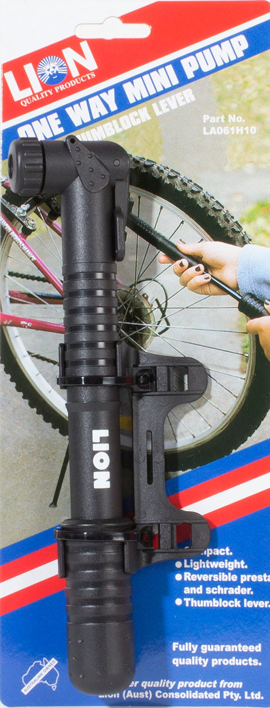 BICYCLE PUMP COMPACT