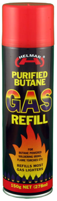 BUTANE GAS PURIFIED 150GM