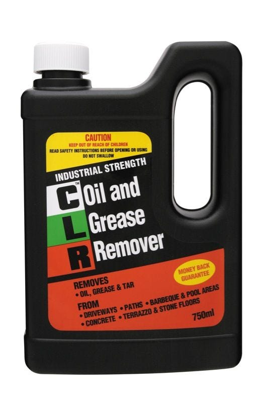 CLR CLEANER OIL & GREASE 750ML