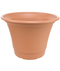 YATES POT TUSCAN ROUND TERRACOTTA 500MM