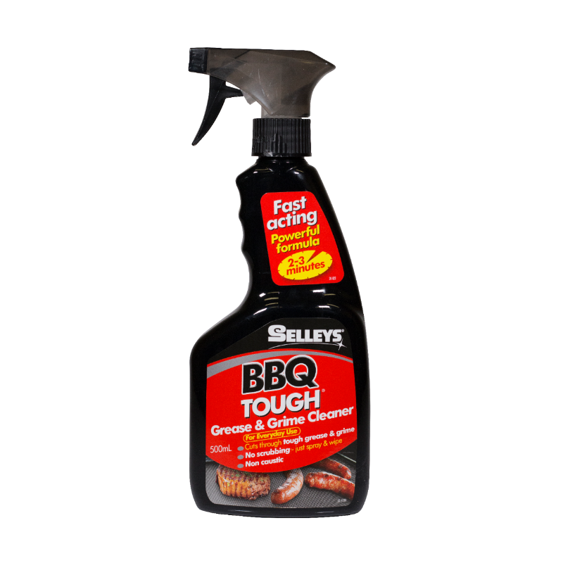 SELLEYS BBQ TOUGH GREASE & GRIME CLEANER 500ML