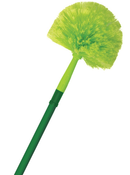 COBWEB BROOM DOMED WITH EXTENSION HANDLE