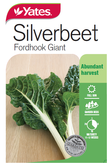 SEEDS SILVERBEET FORDHOOK GIANT