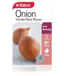 SEEDS ONION HUNTER RIVER BROWN