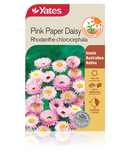 SEEDS DAISY PINK PAPER
