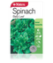 SEEDS SPINACH BABY LEAF
