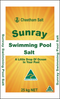 POOL SALT SUNRAY 25KG