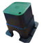 VALVE BOX SQUARE ECO 150MM