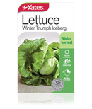 SEEDS LETTUCE WINTER TRIUMPH ICEBERG