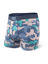 Load image into Gallery viewer, Saxx Ultra Boxer Brief - Pink/Blue Camo