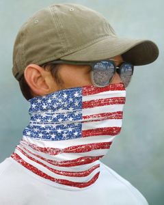 Face Shield - American Flag
