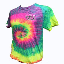 Load image into Gallery viewer, Bless this Mouth - Tie-Dye Minty Rainbow