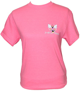 S-290 Bee-Lieve - Safety Pink