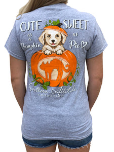 Pumpkin Dog - Gray