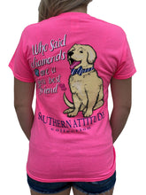 Load image into Gallery viewer, Diamond Dog - Safety Pink