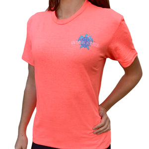 Nautical Snappy - Coral