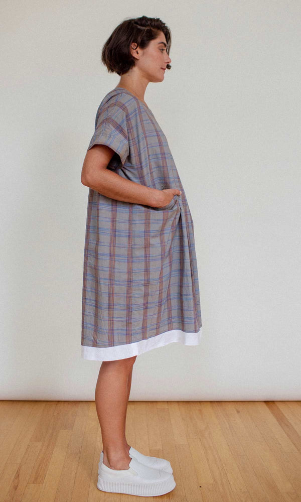 CAFTAN - PLAID