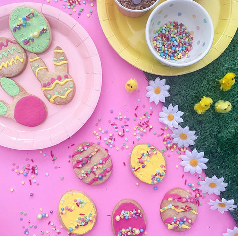Sweet Easter Biscuit Kit
