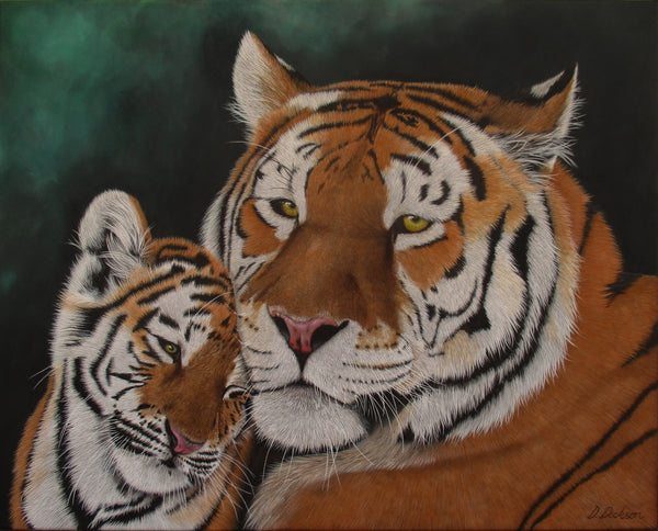 Precious moments limited edition giclee print, Limited Edition Print by Debra Dickson Artist