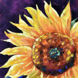 Sunburst, Oil Painting by Luna Vermeulen Artist