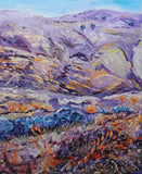 YANKALILLA TO NORMANVILLE, Oil Painting by maureen finck Artist
