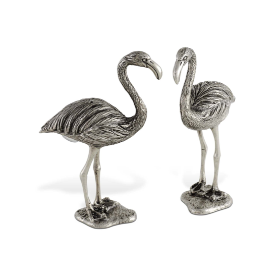 Flamingo Salt & Pepper Set