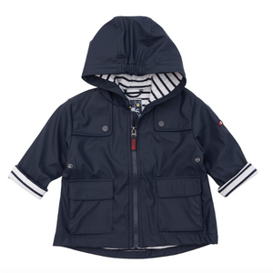 Baby Raincoat, Navy, multiple options available