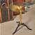 Ship Propeller Side Table