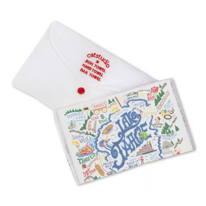 """Lake Tahoe"" Dish Towel"