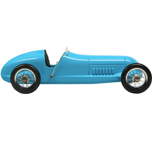 Racer Model Car, Blue