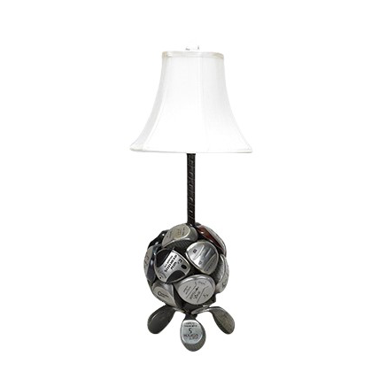 """Sphere"" Golf Table Lamp"