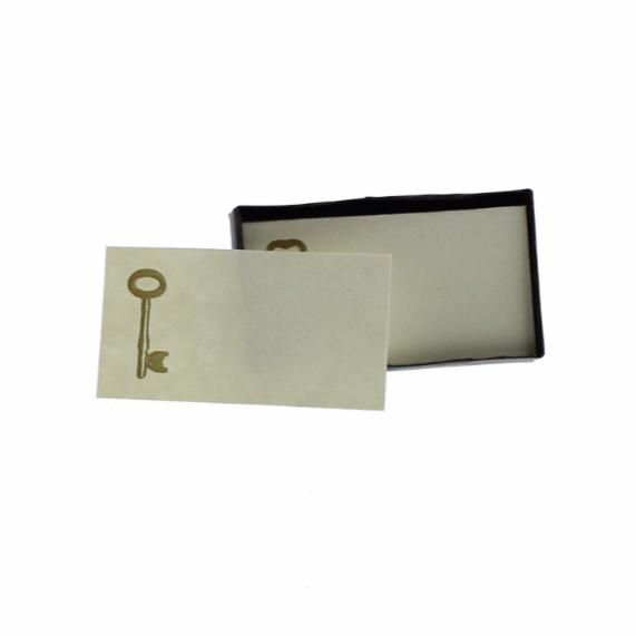 Key Printed Paper Cards