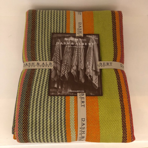 Tahiti Woven Cotton Throw