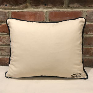 University of Southern California Embroidered Pillow